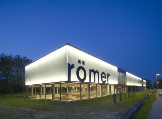 Gebäude für das Kelten Römer Museum