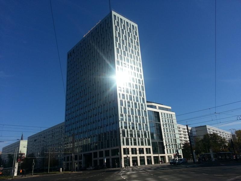 """""""Königsstadt Carreé am Alexanderplatz"""" in Berlin-Mitte"""