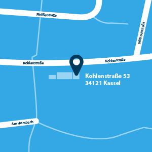 HAUPTSITZ KASSEL<br>MEHLHORN und VIER Ing.-GmbH